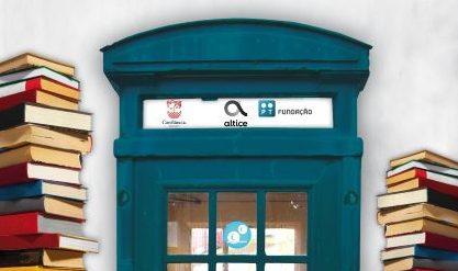 Na próxima quarta-feira, 5 de dezembro | Presidente Executivo da Altice Portugal, Alexandre Fonsecainaugura Cabine de Leitura em Constância | EOL - EntroncamentoOnline