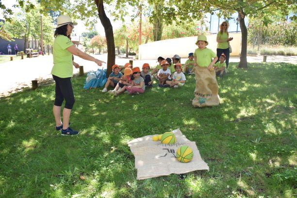 Constância festeja o Dia Mundial da Criançapromovendo o Dia da Educação Física no Pré-Escolar | EOL - EntroncamentoOnline